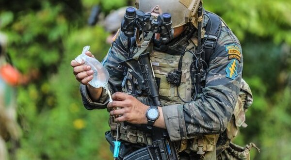 5th Special Forces Group just went old school with their uniforms during a training exercise|MilitaryTimes