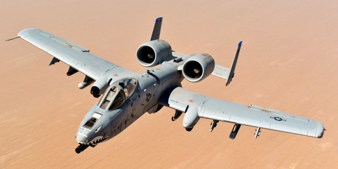 The Air Force's entire A-10 Warthog fleet is getting a raft of lethal new upgrades | Task and Purpose