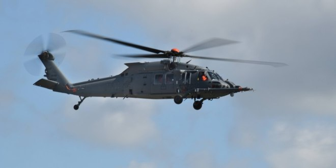 Sikorsky's new combat rescue helicopter hovers into production | Defense News