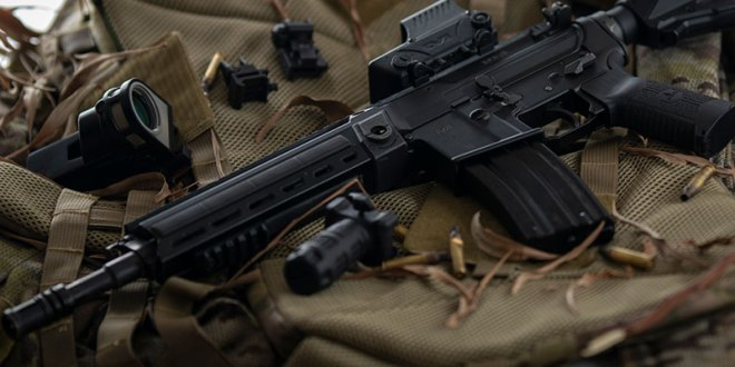 Israeli Gunmaker Unveils Multi-Caliber Special Ops Rifle in .300 BLK/5.56mm | Military Times
