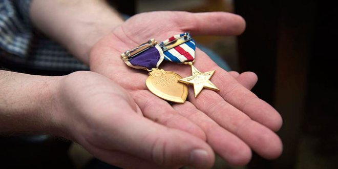 Stolen Valor – A non-profit's mission to honor the sacrifices of our vets by returning lost and stolen medals | Wise County Messenger