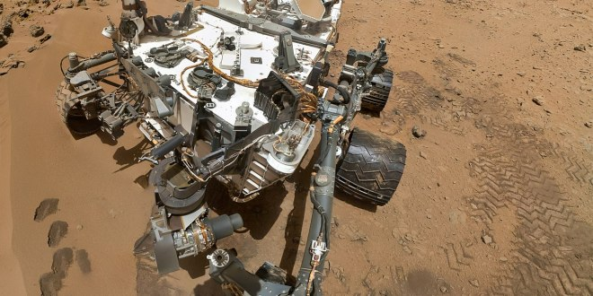 NASA's Curiosity Rover finds an ancient oasis on Mars | Science Daily