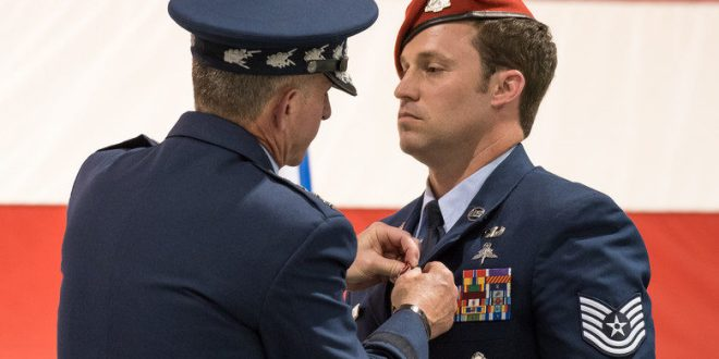 Kentucky Air Guardsman earns Air Force Cross for valor in Afghanistan| 123rd Airlift Wing