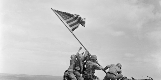 Meet the Marine the world just learned helped raise the flag at Iwo Jima in World War II | USA Today