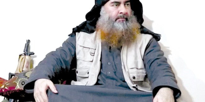 Abu Bakr al-Baghdadi: IS leader 'dead after US raid' in Syria | BBC