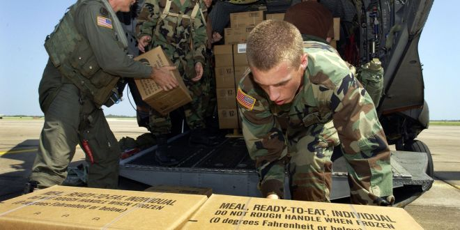 The plan to give soldiers a day's worth of MREs in one ration. Seven days of food weighing less than 10 pounds| Army Times