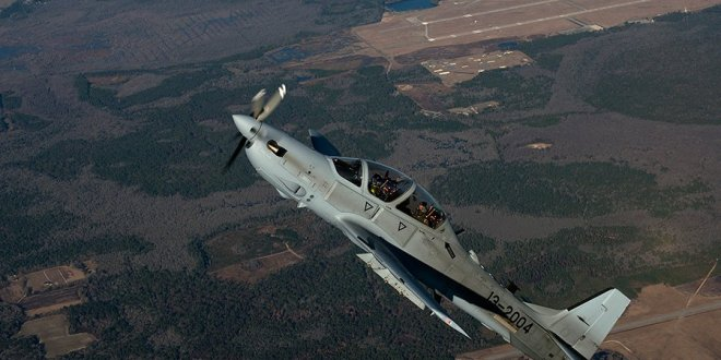 House members seek provision to transfer procurement authority for the Light-Attack Aircraft to Special Operations Command | Breaking Defense