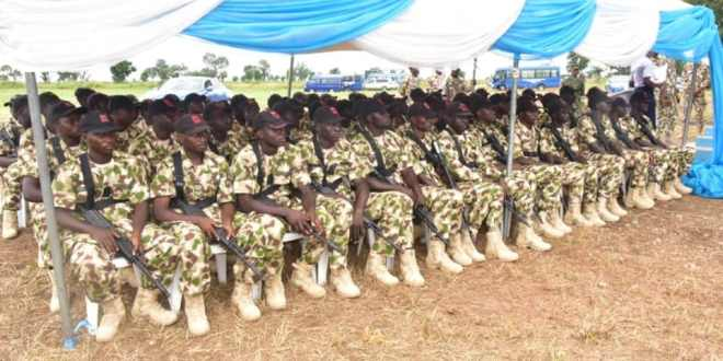 Insecurity: NAF commences training of a new batch of Special Forces (photos) | Legit