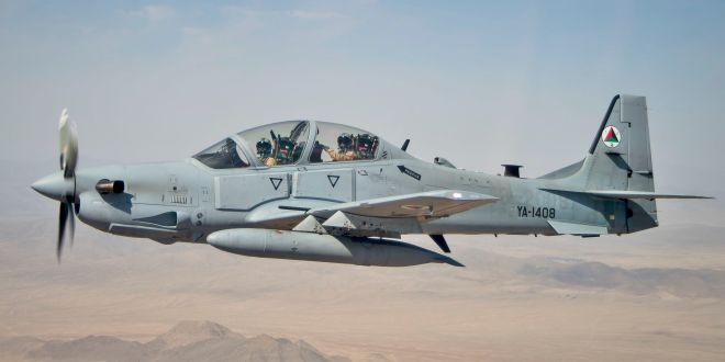Air Force Releases Light-Attack RFP for Small Numbers of AT-6s, A-29s | Air Force Magazine