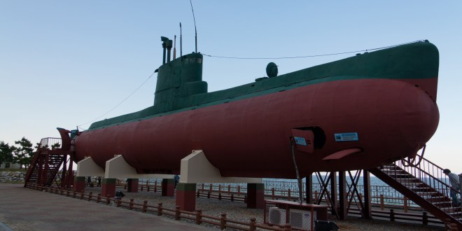 In 1996, South Korea Discovered an Abandoned North Korean Spy Submarine North Korean Spy Submarine (And It Almost Led To War)| National Interest