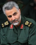 Picture of General Qasem Soleimani