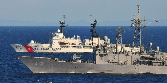 US Coast Guard churns South China Sea tensions | Asia Times