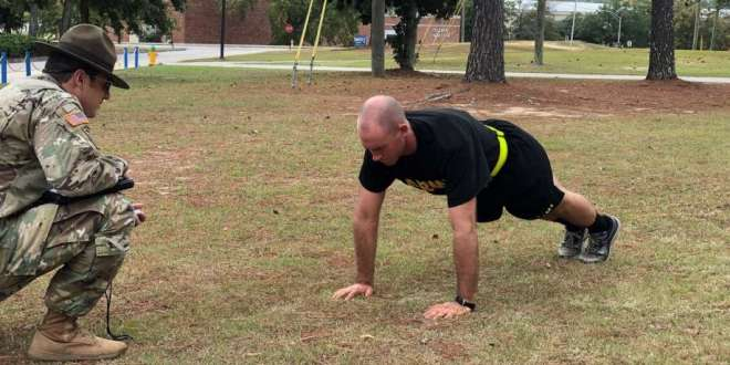 A San Antonio native aced the new Army fitness test. Here's what that entails | mySA