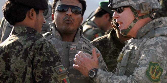 How ready are the Afghan forces after U.S. withdrawal | Military Times