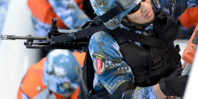 Forget aircraft carriers or stealth: here comes China's special forces | National Interest