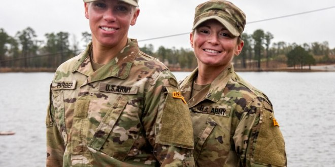 First female army guard enlisted soldiers graduate Ranger School | Army Times
