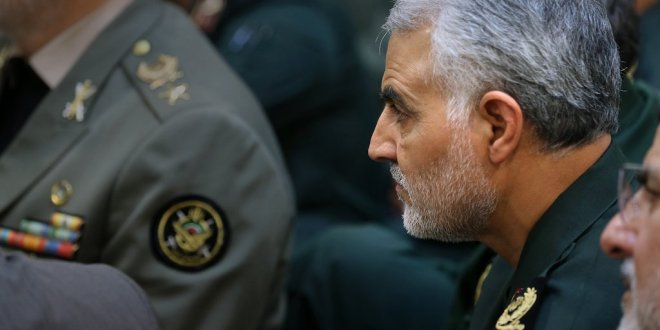 Qasem Soleimani: US kills top Iranian general in Baghdad air strike | BBC