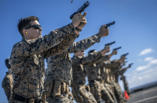 It's past time for concealed carry on base | U.S. Naval Institute
