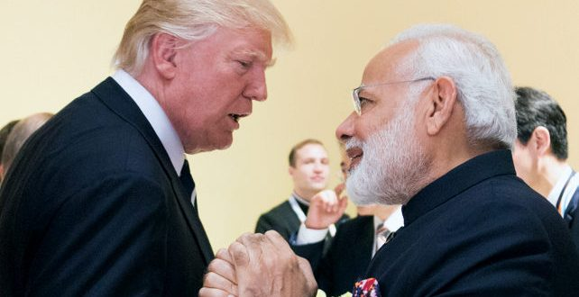 Trump in India: A brief history of US presidents' trips | BBC
