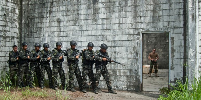 Philippines says it will end U.S. Security Agreement | NPR
