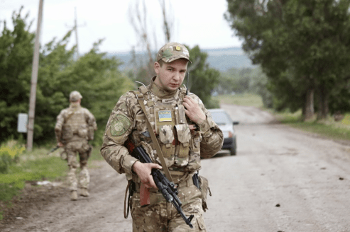 The role of Snipers in the Donbas Trench War | Jamestown Foundation