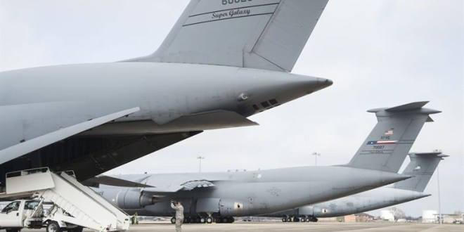 Air Force suspends most Space-A travel | Air Force Times