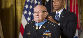 Special Forces legend and Medal of Honor recipient Bennie Adkins hospitalized with COVID-19 | Task and Purpose