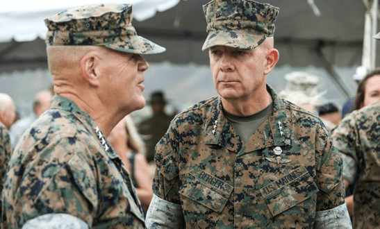 These are the 21 internal memo items the top Marine wants to immediately change | Marine Times