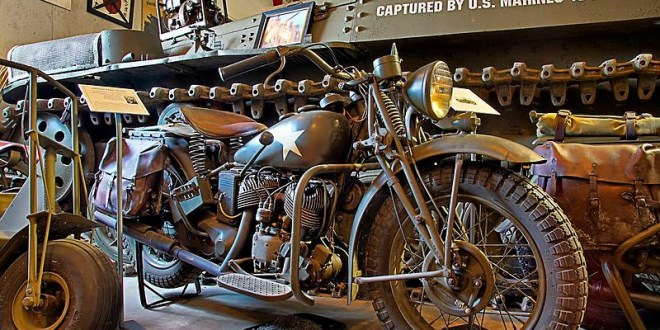 Here's how military motorcycles have changed over the last 100 years | Hot Cars