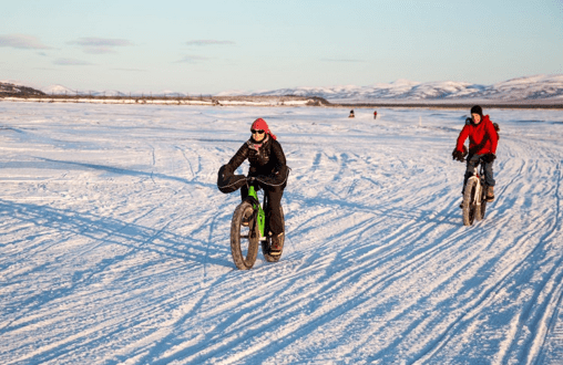 The masochists who race the Iditarod without dogs | Outside Online