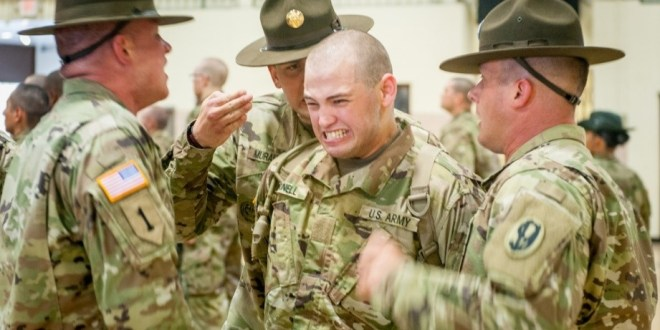 Army pauses bringing new recruits to basic training | Army Times