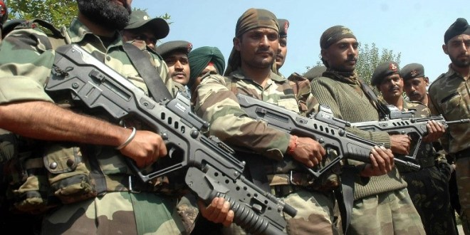 5 Pak supported terrorist killed, 5 own Special Forces troops also lost: Indian Army | News Live
