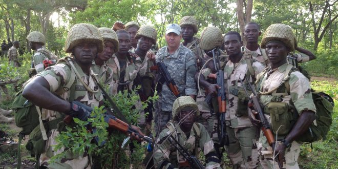 Bauchi: NAF graduate 126 Special Force, Combat Search Rescue Personnel | World Stage Group