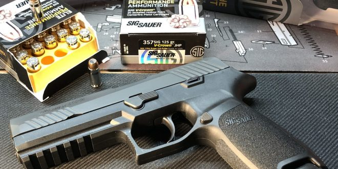 SIG Sauer Academy Launches Task Force SIG | American Rifleman