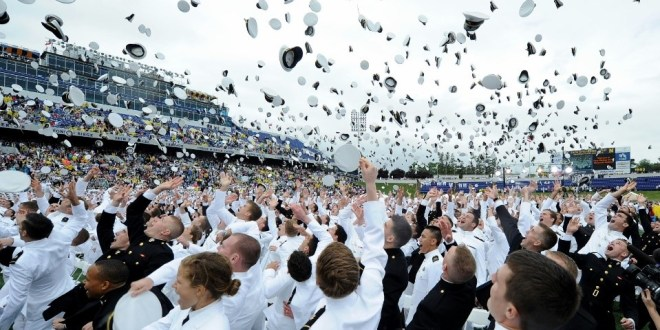 Naval Academy to graduate the Class of 2020 over a 10-day period | Navy Times