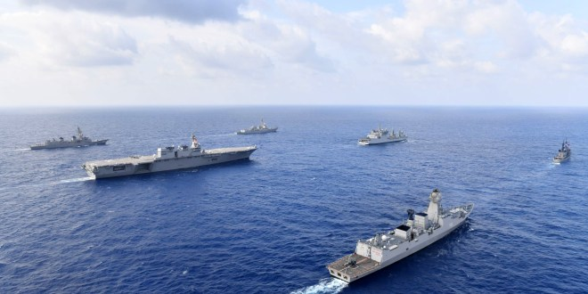 Learning in the South China Sea: The U.S. response to the West Capella Standoff | War on the Rocks