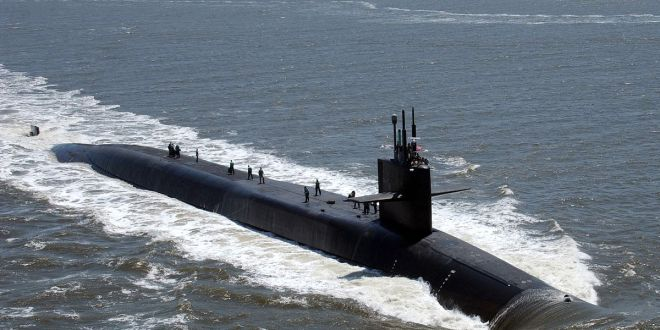 This submarine just wrapped up a 30-month deployment | Navy Times