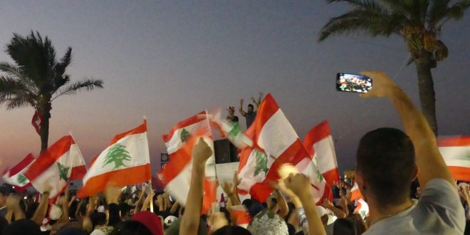 Protests rock Lebanon as currency collapses | Aljazeera