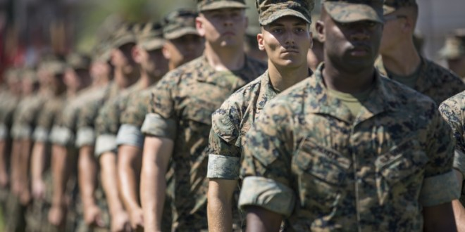 2,000 Marines from Southern California Deploy to the Middle East as Crisis Response Force | Military.com