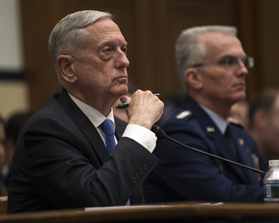 James Mattis denounces President Trump, describes him as a threat to the Constitution | The Atlantic