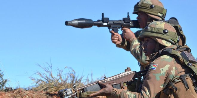 Has SANDF moved troops into Mozambique following ISIS threat? | The South African
