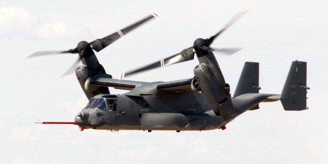 First Japanese V-22 arrives at Kisarazu Air Field | DC Military