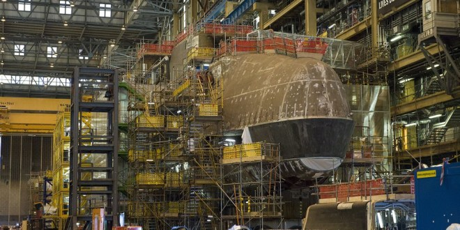 This Royal Navy Submarine Might Be the 'Most Capable Ever Built' | National Interest