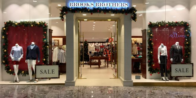 Men's clothier Brooks Brothers files for bankruptcy | Reuters