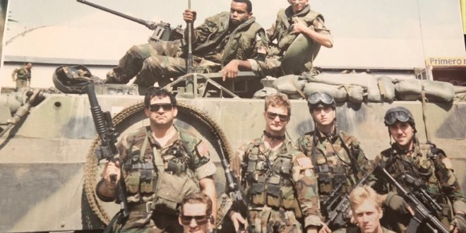 'What to remember in a firefight' and other advice from a legendary Delta Force operator   Task & Purpose