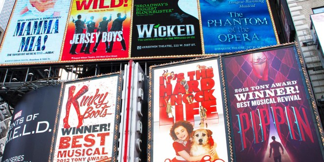 Broadway workers fight to stay afloat with theatres closed | BBC News