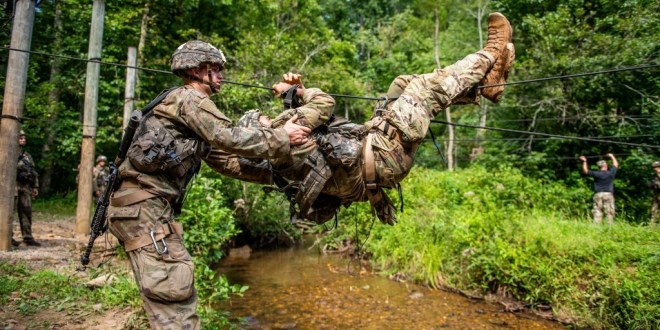 Ranger School graduates running for office are claiming to be Rangers. Is it right? | Connecting Vets Radio