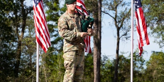 Sacrifices of Special Forces Soldiers recognized during ceremony | DVIDS
