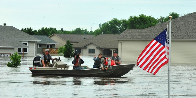 United Cajun Navy helps rescue hurricane survivors stranded in floodwater | WKNR News