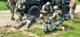 Noble Partner drills in full swing with counter-terrorism, medevac operations | Agenda GE